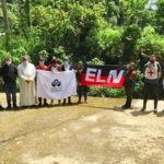 Colombia. ELN anuncia la «liberación humanitaria» de 5 policías y 2 empleados de una empresa petrolera