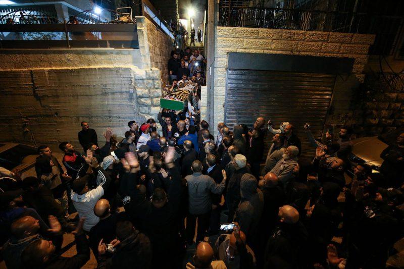 El policía israelí que mató a un palestino discapacitado fue puesto en libertad – La otra Andalucía
