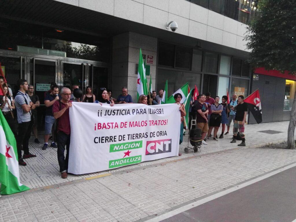 """La justicia determina que se siga investigando la muerte de Iliass Tahiri en el Centro de Menores """"Tierras de Oria"""" – La otra Andalucía"""