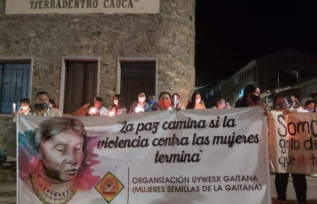 Colombia. Indignación ante el femicidio de Miriam Vargas, lideresa indígena del Cauca