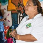 Colombia. Denuncian plan criminal para atentar contra la lideresa Jani Silva.