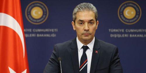 Turquía. Ankara condena amenaza de sanciones de Francia