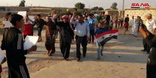 Siria. La participación del pueblo del noreste en las elecciones supone un fuerte golpe para los planes de EEUU