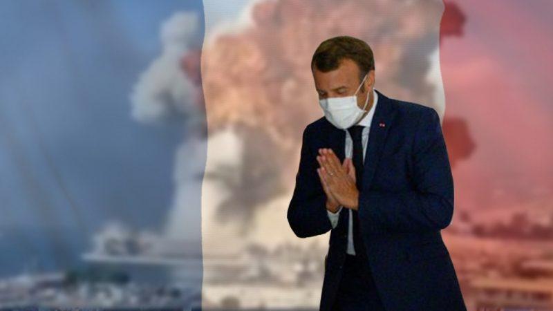 ¿Qué se esconde detrás de la visita de Macron al Líbano? – La otra Andalucía