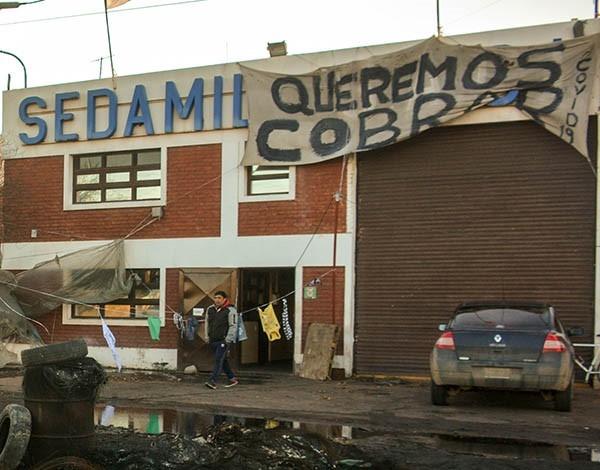 El Grupo Sedamil cierra tras 45 años y unos 300 trabajadores de Trelew quedan en la calle