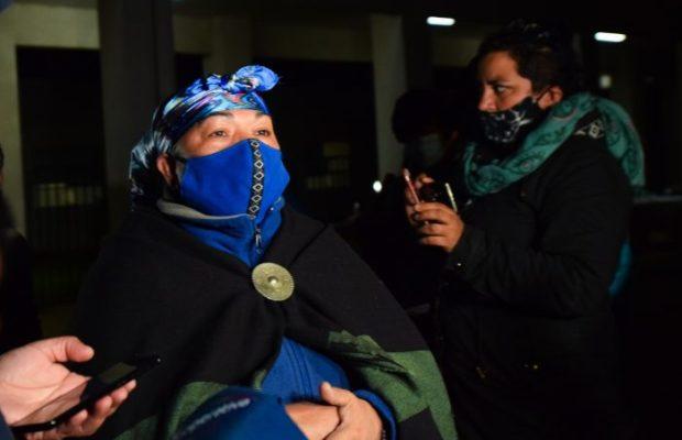 Nación Mapuche. Vocera informa que Machi Celestino Córdova depone su huelga de hambre (video)