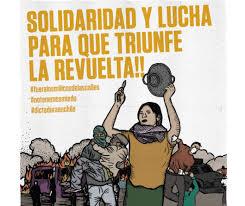 Chile. Recuerdan ruidosamente en Antofagasta, los 10 meses de la Revuelta social (video)