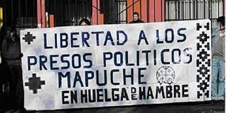 Nación Mapuche. 26 presos políticos Mapuche siguen la huelga de hambre