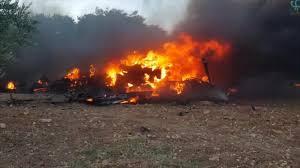 Siria.  Dos drones de ataque MQ-9 de EEUU se estrellan en la provincia de Idlib