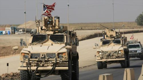 Siria. Atacan con cohetes una base militar de EEUU