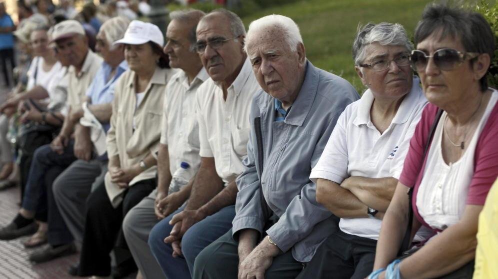 El gobierno español prevée aumentar la edad de jubilación y el periodo para su cálculo