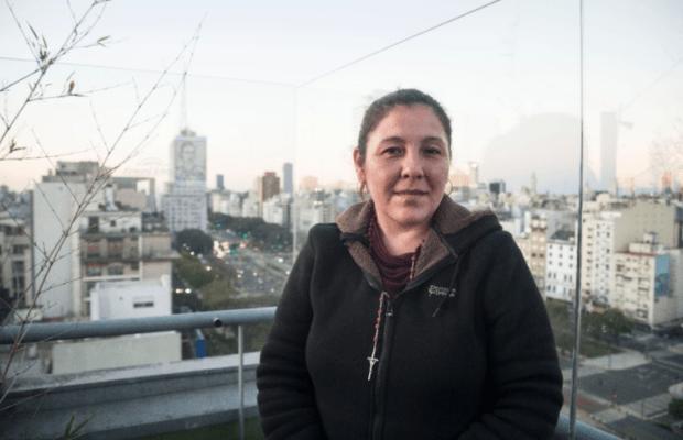 Argentina. Cristina Castro tras reunirse con Kicillof: «Necesitaba pedir respuestas acá y me llevo algunas»