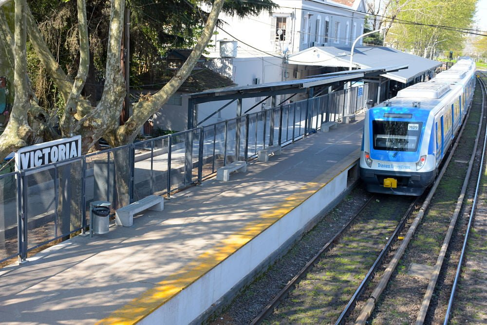 La Fraternidad anunció que desde la medianoche no habrá servicio de trenes en la Línea Mitre