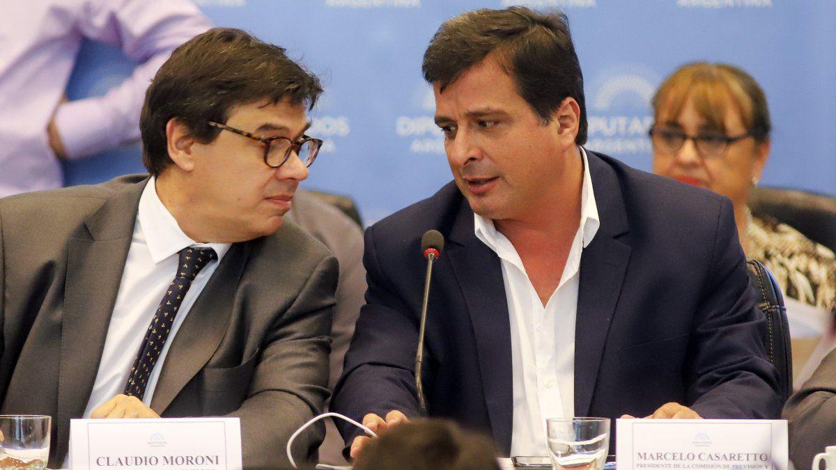 """Moroni aclaró que el Gobierno """"no está impulsando ninguna reforma laboral"""""""