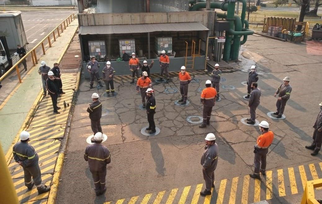 Los siderúrgicos suben la presión sobre Caló y mantienen las asambleas para conseguir un bono de 10 mil pesos