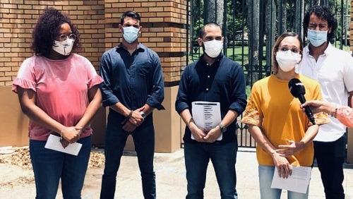 Puerto Rico. Denuncian carpeteo y exigen desestimación de cargos en caso de 5 estudiantes de la UPR