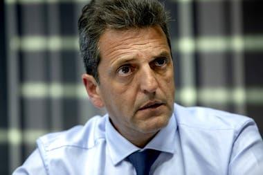 El presidente de la cámara de Diputados opinó sobre el conflicto de la toma de tierras en el país