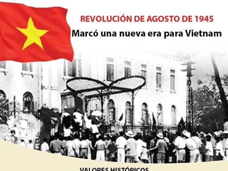 Info] Vietnam conmemora 74 aniversario de la Revolución de Agosto |  Política | Vietnam+ (VietnamPlus)