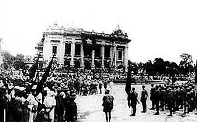 Revolución de Agosto: gran renacimiento de Vietnam
