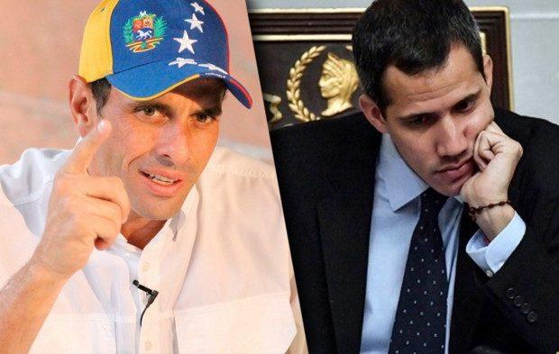 Venezuela. The Washington Post asegura que el plan Guaidó fracasó