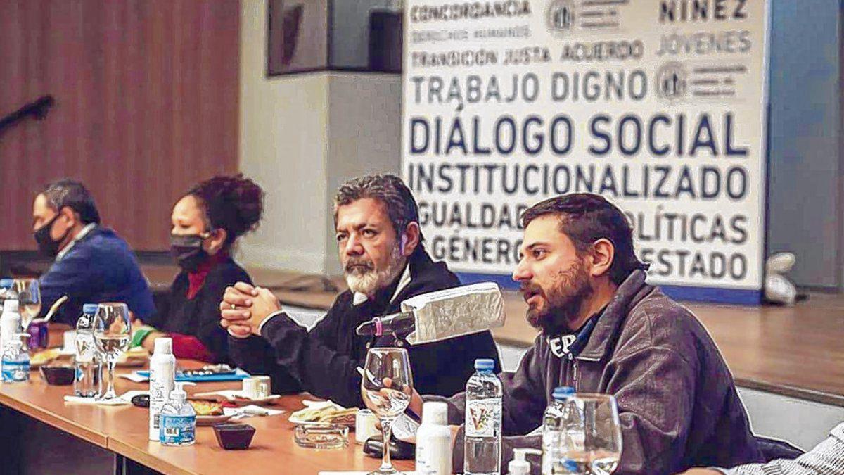 La Uocra y la UTEP sostienen su alianza y se declaran en alerta hasta que se active la obra pública