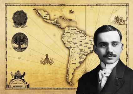 Argentina. Bitácora Internacionalista. Manuel Ugarte y el socialismo latinoamericano