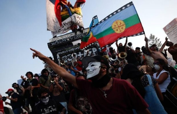 Chile. El Proceso Constituyente se decide en la lucha callejera y en los territorios (video)