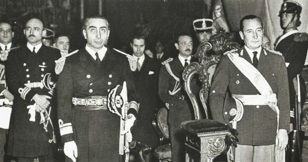 Argentina. 16 de Septiembre de 1955: El golpe gorila contra la felicidad del pueblo