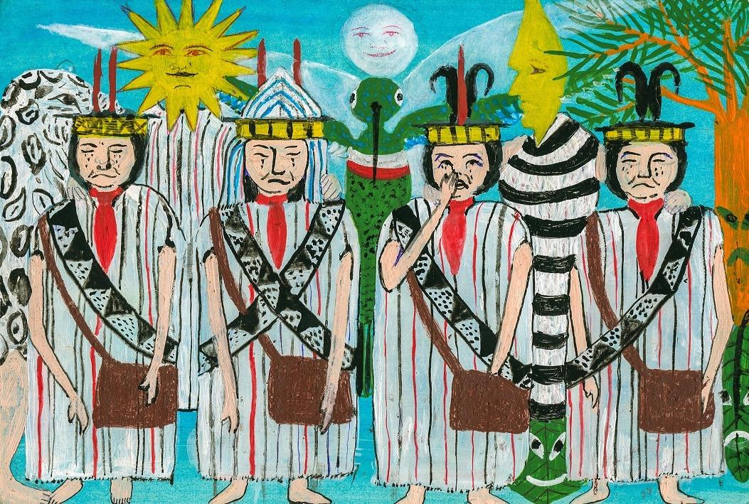 Ilustración: Enrique Casanto.