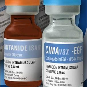 Vacuna cubana contra el cáncer de pulmón CIMAVAX