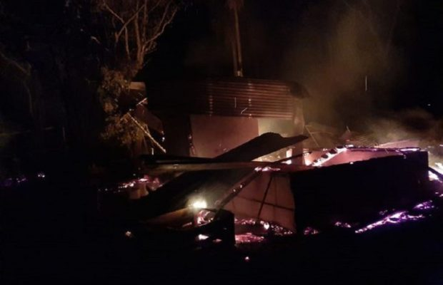 Paraguay. Un nuevo ataque contra una estancia, que resultó incendiada /No descartan que sea el EPP