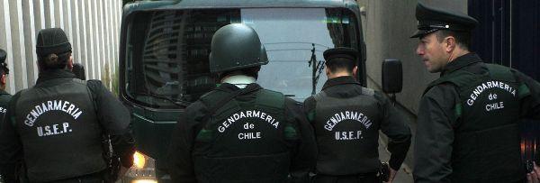 Nación Mapuche. INDH ofició a Gendarmería tras haber negado el ingreso a abogado de comuneros mapuche en huelga de hambre en Concepción