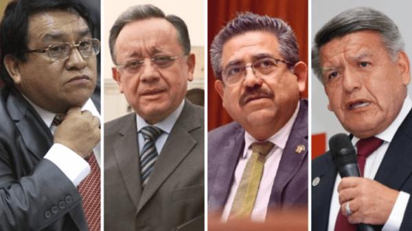 Perú. Alianzas detrás de la crisis: cuatro partidos que dilatan la reforma electoral del 2021