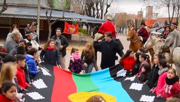 Nación Mapuche. Derechos culturales para una epidemiología del buen vivir
