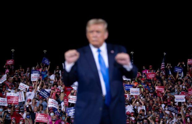 Estados Unidos. Receta para el caos: las elecciones de 2020 amenazan con romper a un país ya llevado al límite
