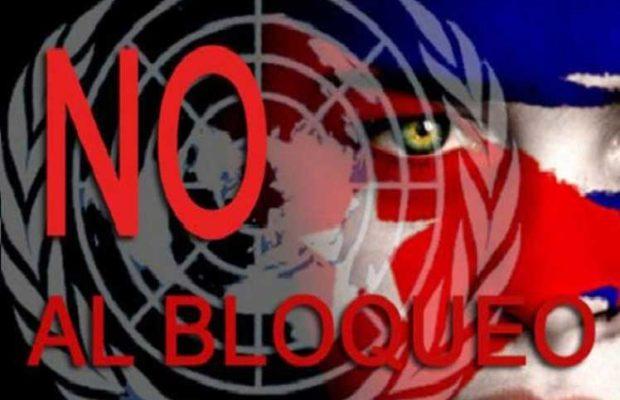 Estados Unidos. Llaman al fin del bloqueo a Cuba al cierre de debate en ONU