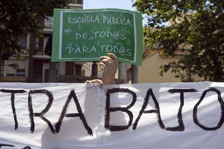 Convocan huelga de trabajadores y trabajadoras de la educación pública para el 18 de septiembre