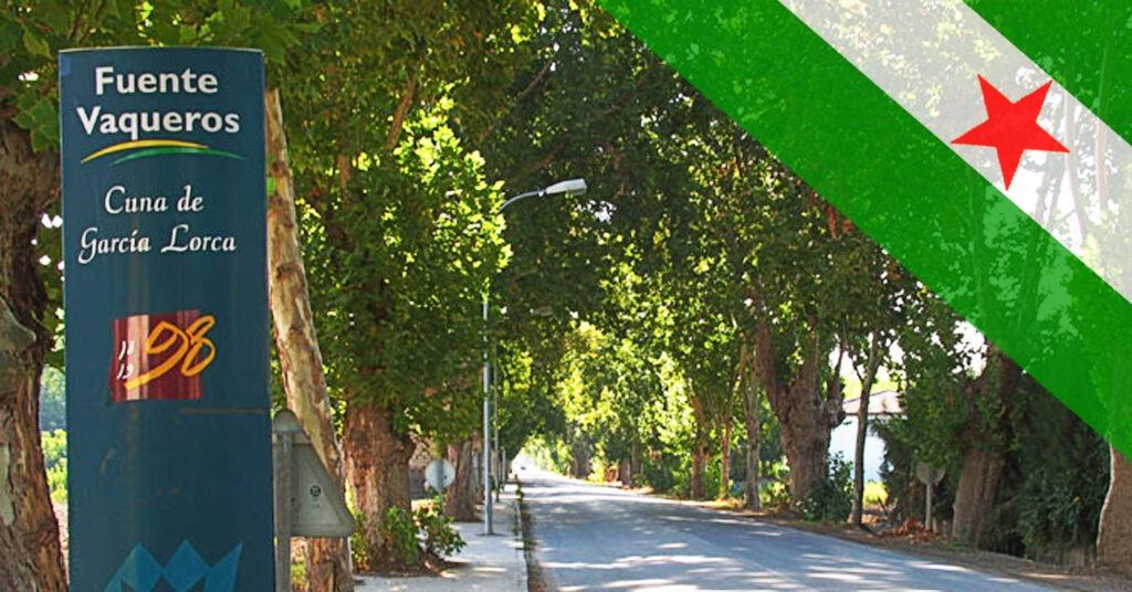 Vega de Granada: Nación Andaluza-Fuente Vaqueros por una vuelta segura a las aulas