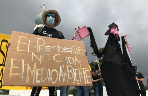 El Salvador. Gobierno prioriza proyectos urbanísticos antes que firmar el Acuerdo de Escazú