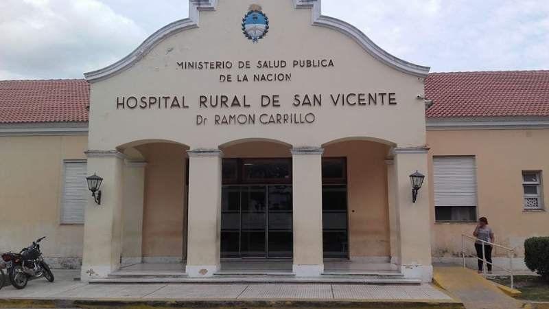 """Escándalo en San Vicente: Denuncian que en el hospital """"Ramón Carrillo"""" obligan a enfermeras ingresantes a aportar al PJ"""