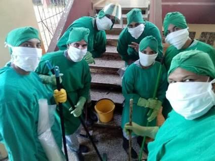 Cuba. Jóvenes avileñ@s entregad@s por la Vida