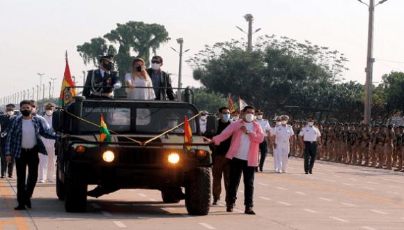 Bolivia. El gobierno de facto de Jeanine Añez reivindica el asesinato del Che Guevara y homenajeó a los militares que lo mataron