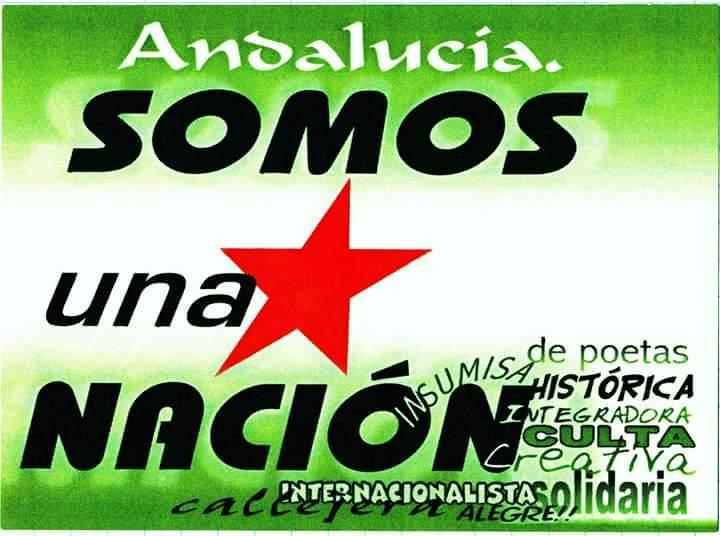 Nación Andaluza ante el 12 de octubre ¡Andalucía no tiene nada que celebrar!