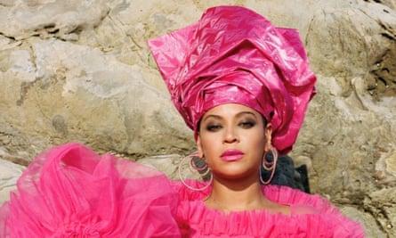 Beyoncé, que apoya a las empresas negras a través de su organización BeyGood.
