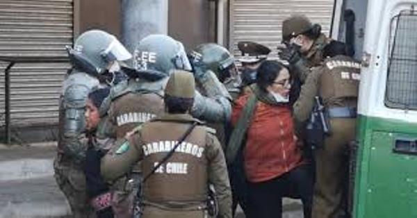 Nación Mapuche. Tribunal de garantía revoca arresto domiciliaria de abogada Daniela Sierra Soto, privada de libertad luego de las manifestaciones con motivo de la Huelga de hambre mapuche