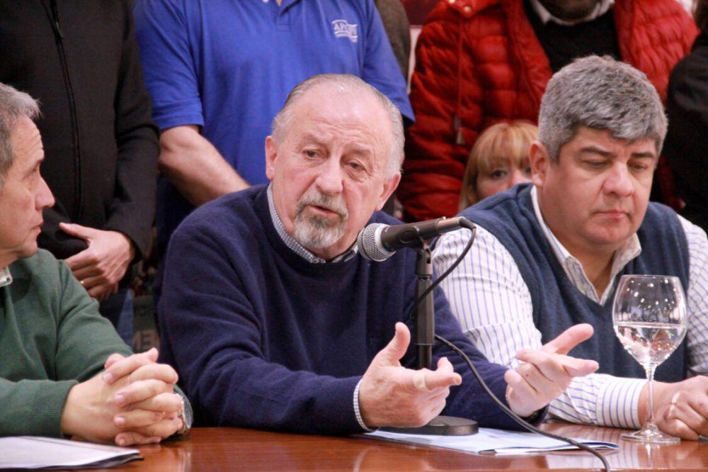 """Yasky dice que si el Gobierno cede ante las presiones empresariales, el panorama """"podría ser mucho peor"""""""