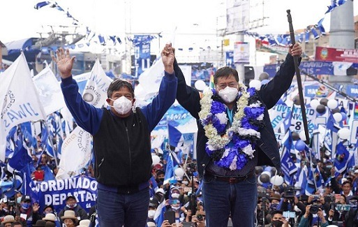 Bolivia. El MAS derrotó al neoliberalismo