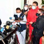 Bolivia. Sergio Choque anuncia posible reunión de Arce con Mesa y Camacho