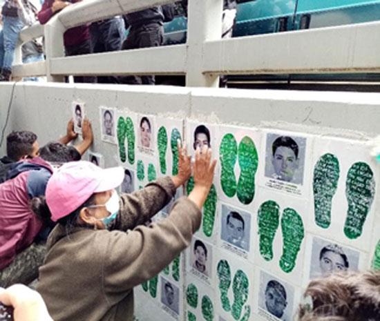 MEXICO ROMPER EL PACTO DEL SILENCIO AYOTZINAPA 3