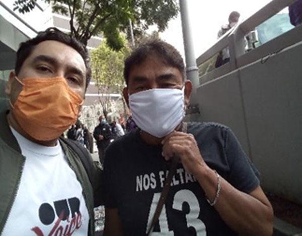 MEXICO ROMPER EL PACTO DEL SILENCIO AYOTZINAPA 2